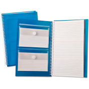 """Oxford® Index Card Notebook 40288, 3"""" x 5"""", White, 1 Each"""