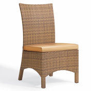 Oxford Garden® Torbay Outdoor Sidechair - Antique (Sold in Pk. Qty 2)