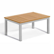 Oxford Garden® Travira Coffee Table, Tekwood Natural