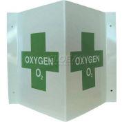 OxySure® Emergency Oxygen Sign