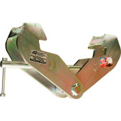 "OZ Lifting OZ10BCA Domestic Beam Clamp 10 Ton Cap., Fits Beam Flange Range 3""-9"""