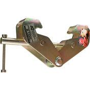 "OZ Lifting OZ2BCA Domestic Beam Clamp 2 Ton Cap., Fits Beam Flange Range 3""-9"""
