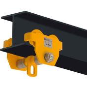 OZ Lifting OZ2PBT Push Beam Trolley 2 Ton Capacity