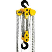OZ Lifting Manual Chain Hoist With Std. Overload Protection 30 Ton Cap. 20' Lift
