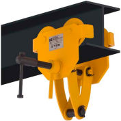 OZ Lifting OZ5BTC Beam Trolley with Clamp 5 Ton Capacity