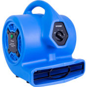 XPOWER Freshen Aire Scented Mini Air Mover With Ionizer, 3 Speed, 1/8 HP, 700 CFM