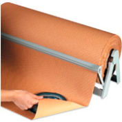 "Indented Kraft Paper 60 Lb Basis Weight 24"" - 300' / Roll"