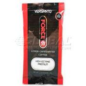PapaNicholas High-Caffeinated Octane Hyper Octane Coffee, Regular, Arabica Bean, 2.5 oz., 18/Carton