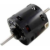 "Fasco D359, 3.3"" Double Shaft Motor 115 Volts 1550 RPM - 5/16 x 4"