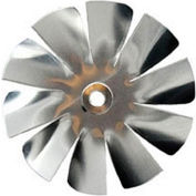 "Packard 10 Blade Small Aluminum Blade - 3/16"" Bore 5"" Diameter"