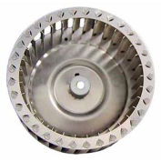 "Packard Galvanized Single Inlet Blower Wheels 3 5/16"" Diameter 5/16"" Bore"