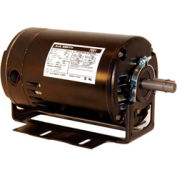 Century BK1072, Capacitor Start Resilient Base Motor - 115/208-230 Volts 3450 RPM