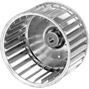 "Fasco Galvanized Steel Blower Wheel - 4"" Diameter 5/16"" Bore - Pkg Qty 4"