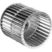 "Fasco Double Inlet Blower Wheel - 5 9/16"" Diameter 1/2"" Bore"