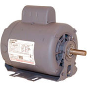 Century C691, Capacitor Start Resilient Base Motor - 230/115 Volts 1725 RPM