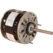 "Century D0004, 5-5/8"" Indoor Blower Motor 208-230 Volts 1075 RPM 1/3 HP"