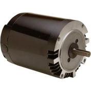 Century F273, C-Face Ventilator Motor 1140 RPM 115 Volts 5.0 Amps