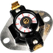 Adjustable Fan Control Spst Close On Rise 90 To 130 Degrees - Min Qty 5