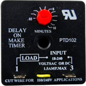 Delay On Make Timer - Min Qty 8