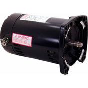 Century Q3202, 3 Phase Square Flange Pump Motor - 208-230/460 Volts 2HP