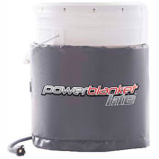 Powerblanket® Lite Insulated Pail Heater For 5 Gallon Pail, 145°F Fixed Temp, 120V