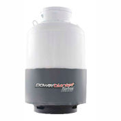 Powerblanket® Lite Insulated Gas Cylinder Heater, 90°F Fixed Temp, Used W/ 420 Lb. Tanks