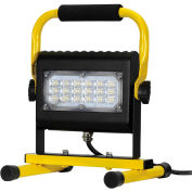 ProBuilt® 411050,  50W LED Slim Series Flood Light, 4800 Lumens