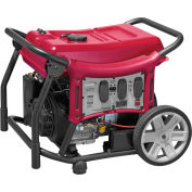 Powermate PC0146500, 6500 Watts, Portable Generator, Gasoline, Electric/Recoil Start, 120/240V
