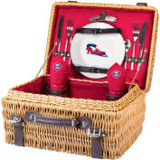 Champion Picnic Basket - Red (Philadelphia Phillies) Digital Print