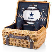 Champion Picnic Basket - Navy/Slate (Dallas Cowboys) Digital Print