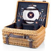 Champion Picnic Basket - Navy/Slate (Houston Astros) Digital Print