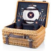 Champion Picnic Basket - Navy/Slate (Houston Astros) Digital Print