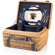 Champion Picnic Basket - Navy/Slate (University of Kentucky Wildcats) Digital Print