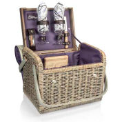 Picnic Time Kabrio Aviano Willow Picnic Basket