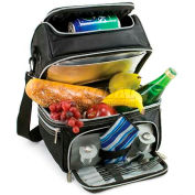Picnic Time Pranzo Insulated Lunch Box