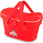 Mercado Basket - Red (Ohio State Buckeyes) Embroider