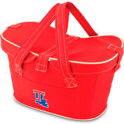 Mercado Basket - Red (Louisiana Tech Bulldogs) Digital Print