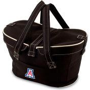 Mercado Basket - Black (U Of Arizona Wildcats) Digital Print