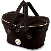 Mercado Basket - Black (Pittsburgh Steelers) Digital Print