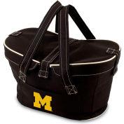 Mercado Basket - Black (U Of Michigan Wolverines) Digital Print