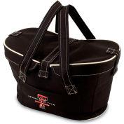 Mercado Basket - Black (Texas Tech Red Raiders) Digital Print