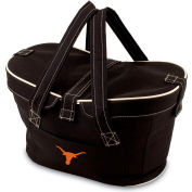 Mercado Basket - Black (U Of Texas Longhorns) Digital Print
