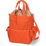 Picnic Time Activo Cooler Tote Orange