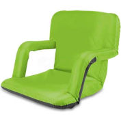 """Picnic Time Ventura Seat 618-00-104-000-0, 20""""W X 2""""D X 32""""H, Lime"""