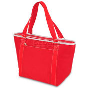 Picnic Time Topanga Cooler Tote Red