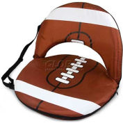 "Picnic Time Oniva Seat Sport 625-00-901-000-0, 29""W X 21""D X 2""H, Football Design"