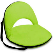 "Picnic Time Oniva Seat 626-00-104-000-0, 29""W X 21""D X 2""H, Lime"