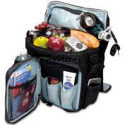 Picnic Time Turismo Picnic Backpack, Black