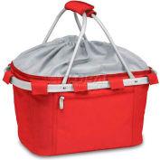 Picnic Time Metro Basket, Red