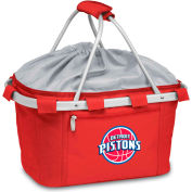 Metro Basket - Red (Detroit Pistons) Digital Print